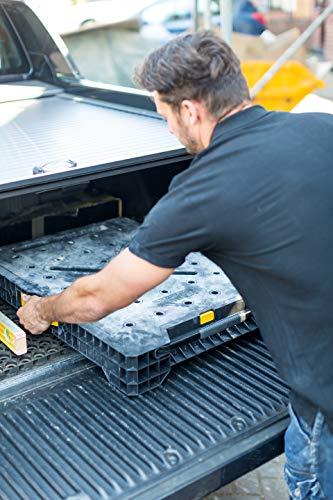 Stanley FatMax klappbare Werkbank / Express Werkbank (bis 455kg belastbar, mit Metallbeinen für höchste Stabilität, große Arbeitsfläche, mit praktischem Tragegriff, für schnellen Aufbau) FMST1-75672 - 11
