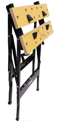 100 kg Werkbank Klappbar Werktisch Spanntisch Arbeitstisch Werkstatt - 3