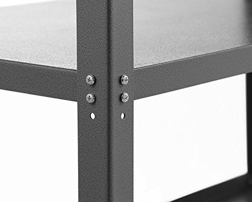 Ondis24 Montagewerkbank Werkstatteinrichtung Werkstatt Werkbank Werktisch Packtisch Basic mit höhenverstellbaren Füßen - 4