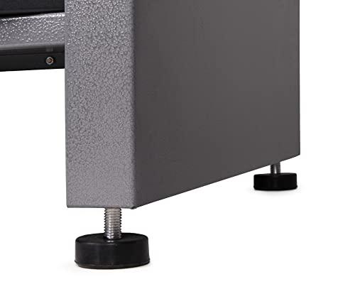 Ondis24 Werkbank Werktisch Werkstatteinrichtung mit Schublade und Tür abschließbar 60 x 60 cm Arbeitshöhe 85 cm - 7