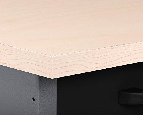 Ondis24 Werkbank Werktisch Packtisch 15 Schubladen Werkstatteinrichtung 170 x 60 cm Arbeitshöhe: 85 cm - 7
