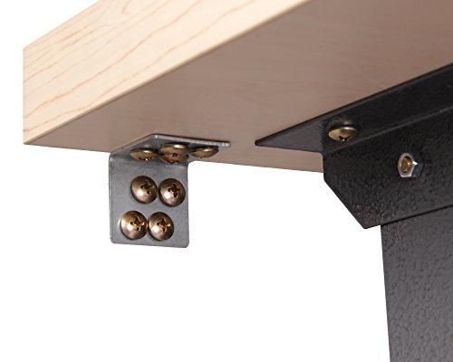 Ondis24 Werkbank Basic Packtisch Werktisch Werkstatteinrichtung 120 x 60 cm Arbeitshöhe 85 cm - 8