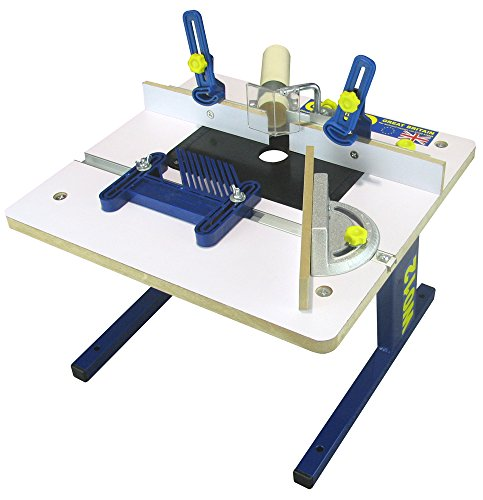Charnwood W012 Bench Top Router Table - White by Charnwood