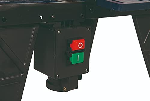 FERM PRA1011 Oberfräsetisch – Mit Staubsaugeranschluss -Verstellbare Winkelführung – Universal: für Oberfräser mit Standfuß bis 162 mm - 5
