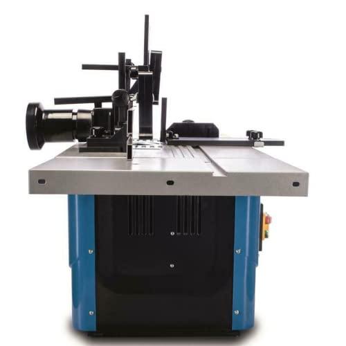 Scheppach Fräsmaschine HF50 – 230 V 50 Hz 1500 W, 1 Stück, 4902105901 - 5