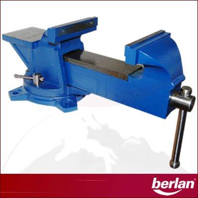 Berlan Parallel – Schraubstock 150 mm – 19 kg / drehbar - 2