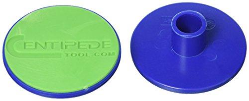 A0615Centipede Werkzeug rutschfest Hohe Reibung, weiche Oberfläche Pads für Sägebock Kit, (15per Pack),