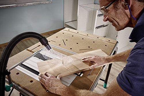 Wolfcraft Master Cut 2500 – Präzisionssägetisch und Arbeitsstation, 1 Stück, 6902000 - 18