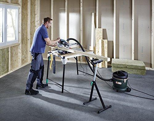 Wolfcraft Master Cut 2500 – Präzisionssägetisch und Arbeitsstation, 1 Stück, 6902000 - 19