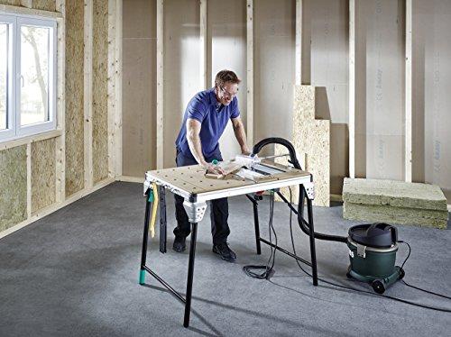 Wolfcraft Master Cut 2500 – Präzisionssägetisch und Arbeitsstation, 1 Stück, 6902000 - 12