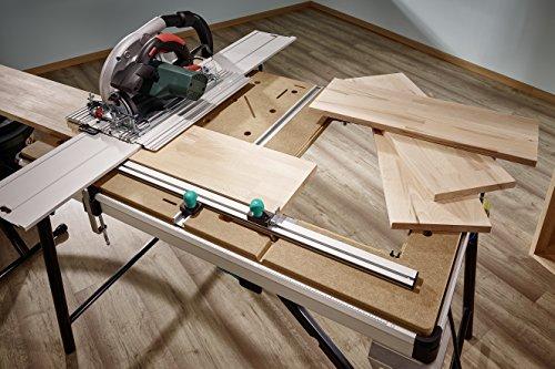Wolfcraft Master Cut 2500 – Präzisionssägetisch und Arbeitsstation, 1 Stück, 6902000 - 15