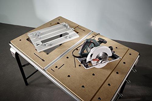 Wolfcraft Master Cut 2500 – Präzisionssägetisch und Arbeitsstation, 1 Stück, 6902000 - 28