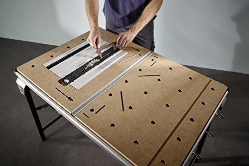 Wolfcraft Master Cut 2500 – Präzisionssägetisch und Arbeitsstation, 1 Stück, 6902000 - 4