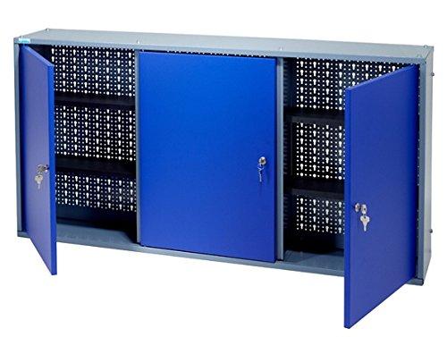 Küpper Hängeschrank, 3 Türen, 4 Fachböden, Made in Germany