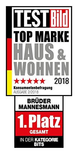 Brüder Mannesmann Werkzeug M28270 ,321-teiliger Werkstattwagen mit Werkzeugen in 6 Schubladen - 13
