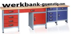 k pper sparset 70412 7 set f r werkstatt 240 cm. Black Bedroom Furniture Sets. Home Design Ideas