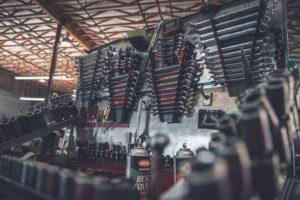 Küpper-Werkbzeug-Wand-schrauben-schlüssel